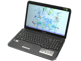Замена матрицы на ноутбуке Samsung X520