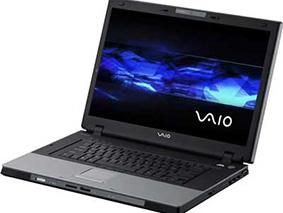Замена матрицы на ноутбуке Sony Vaio Vgn Ax570G