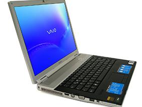 Замена матрицы на ноутбуке Sony Vaio Vgn C290