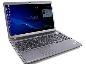 Замена матрицы на ноутбуке Sony Vaio Vpc F111Fx