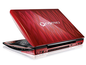 Замена матрицы на ноутбуке Toshiba Qosmio X300
