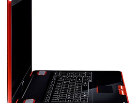 Замена матрицы на ноутбуке Toshiba Qosmio X500 162