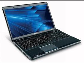 Замена матрицы на ноутбуке Toshiba Satellite A660D St2G02