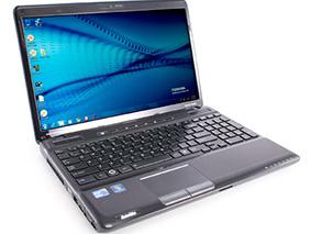 Замена матрицы на ноутбуке Toshiba Satellite A665 11Z
