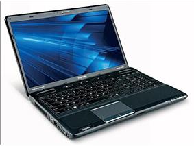Замена матрицы на ноутбуке Toshiba Satellite A665 S6092