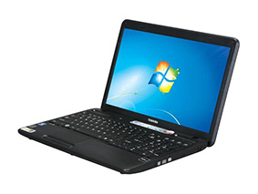 Замена матрицы на ноутбуке Toshiba Satellite C655D S5043
