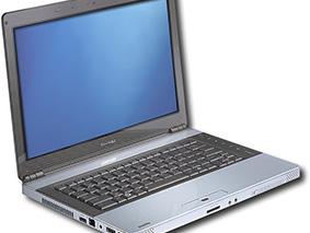 Замена матрицы на ноутбуке Toshiba Satellite E105