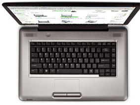 Замена матрицы на ноутбуке Toshiba Satellite L450 12G