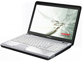 Замена матрицы на ноутбуке Toshiba Satellite L500 223