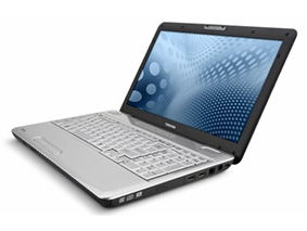 Замена матрицы на ноутбуке Toshiba Satellite L505 Gs5035
