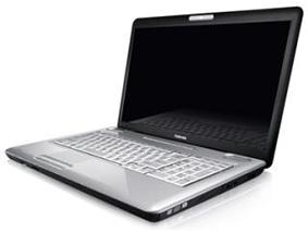Замена матрицы на ноутбуке Toshiba Satellite L550 12D