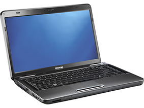 Замена матрицы на ноутбуке Toshiba Satellite L645 S4102