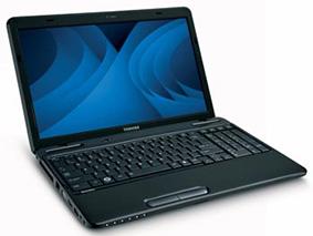 Замена матрицы на ноутбуке Toshiba Satellite L655 S5168