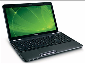 Замена матрицы на ноутбуке Toshiba Satellite L655D S5094