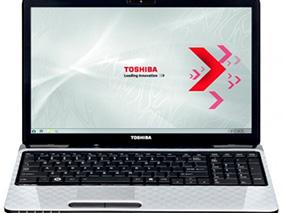 Замена матрицы на ноутбуке Toshiba Satellite L750D 112