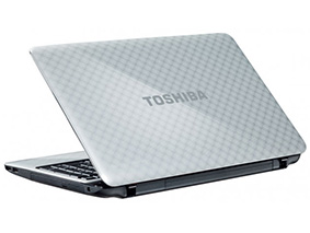 Замена матрицы на ноутбуке Toshiba Satellite L750D 12W