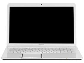 Замена матрицы на ноутбуке Toshiba Satellite L870 C8W