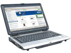 Замена матрицы на ноутбуке Toshiba Satellite M100 221