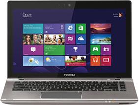 Замена матрицы на ноутбуке Toshiba Satellite P845T Dgs