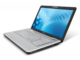 Замена матрицы на ноутбуке Toshiba Satellite Pro L550 Ez1703