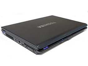 Замена матрицы на ноутбуке Toshiba Satellite S200