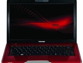 Замена матрицы на ноутбуке Toshiba Satellite T135D S1325