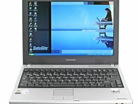 Замена матрицы на ноутбуке Toshiba Satellite U200