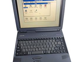Замена матрицы на ноутбуке Toshiba Tecra 8000